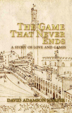 The Game that never ends-cover